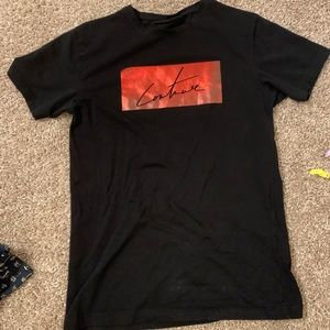 Men tee size small